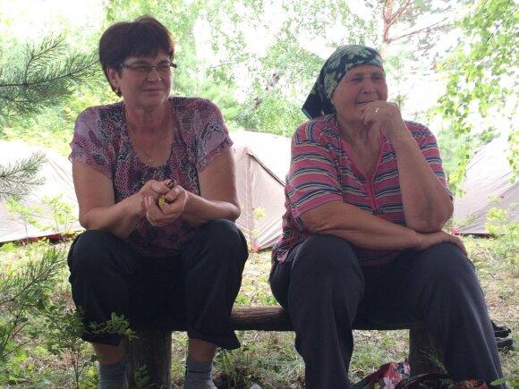 Svetlana Rimkus ir Viktorija Rimkienė