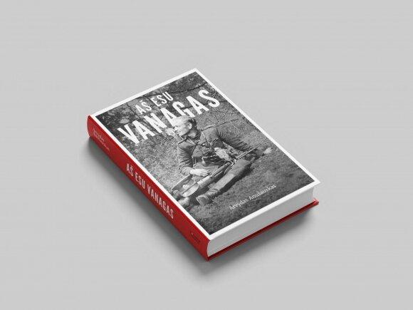 "Книга ""Aš esu Vanagas"""