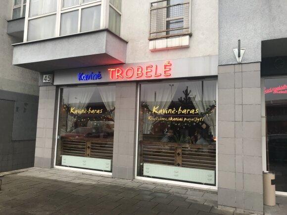 """Kavinė """"Trobelė"""""""