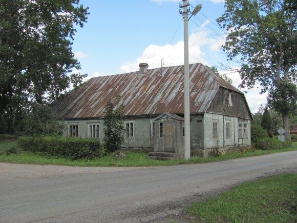 Iš kelionių po Lietuvą: ypatinga vieta už penkių žingsnių nuo Latvijos