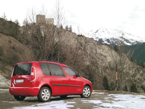 """""""Škoda Roomster"""""""