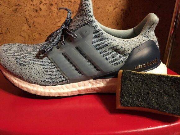 Batų valymas