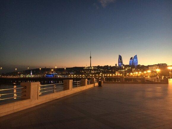 Baku, Azerbaidžanas