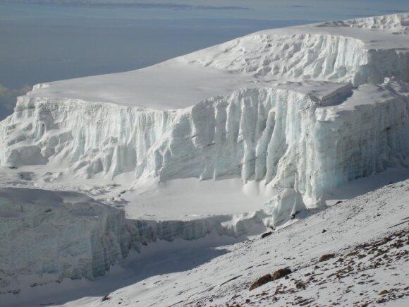 Kilimandžaro viršūnė