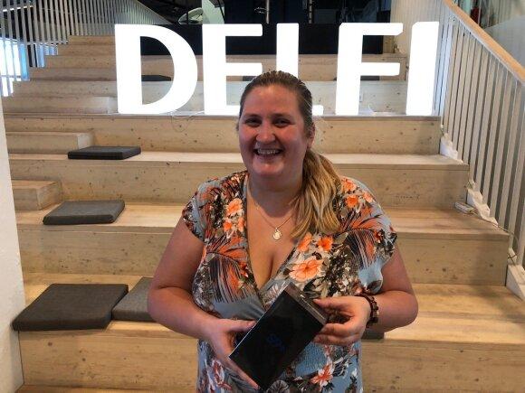"""Skelbiami DELFI Piliečio konkurso """"Pranešk naujieną"""" praėjusios savaitės nugalėtojai"""