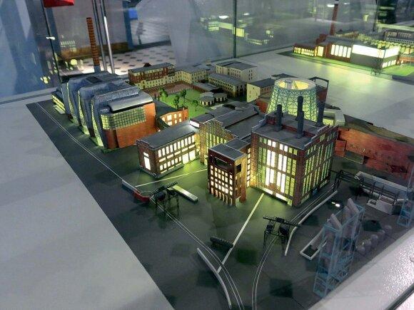 Atgaivinta šiluminė elektrinė – vienas iš ambicingiausių Lodzės projektų