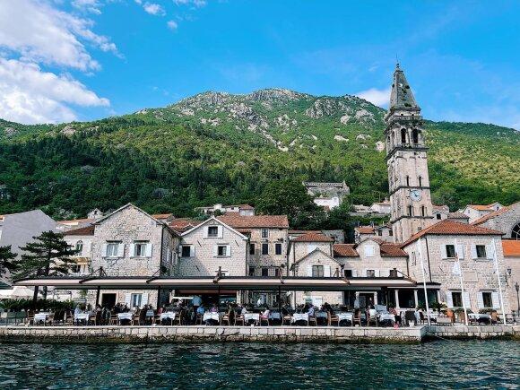 Daugiausia liaupsių sulaukianti Juodkalnijos vieta – labai graži, bet pavojinga gyvybei