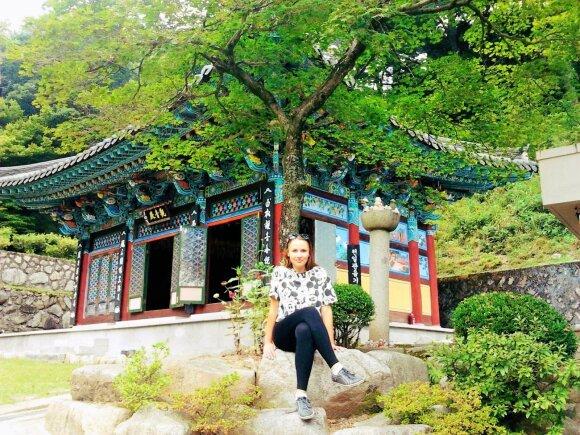 Lietuvės karjera Korėjoje: ten padirbėjęs, išgyvensi bet kur