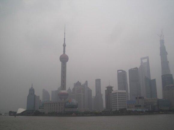 Gyvenimas Šanchajuje: studentas – kaip pinigų maišelis
