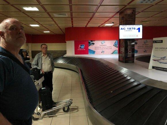 Chosė Marčio oro uostas