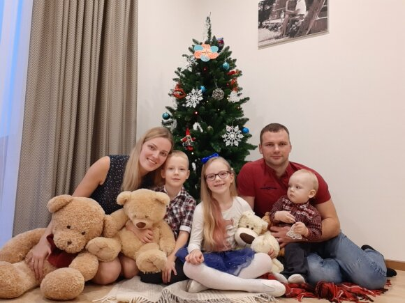 Tris vaikus auginanti Inga – apie jos šeimai lemtingą vakarą: tuo metu net negalvojau, kad tai bus pradžia viso to, ką dabar turiu