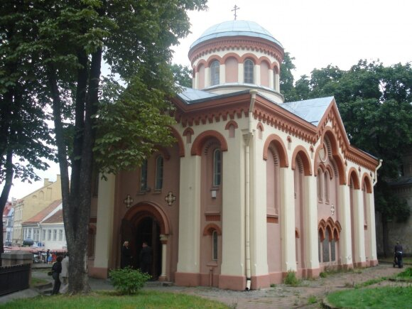 Orthodox Church of Saint Paraskeva in Vilnius