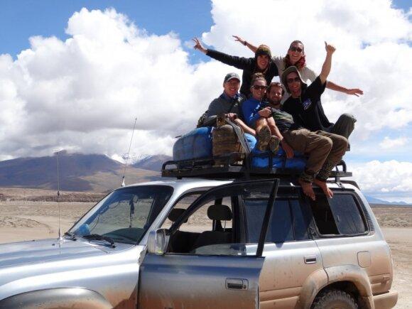 R. Kupstas savo gyvenimą kuria Jungtiniuose Arabų Emyratuose