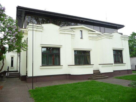 Brangiausias parduodamas būstas Kaune: susidomėjusiems teks plačiai atverti piniginę