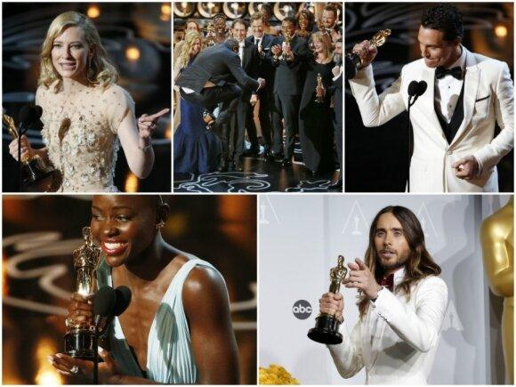 Oskarų apdovanojimų ceremonija