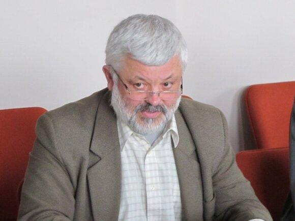 MŽT pirmininkas Antanas Kontautas