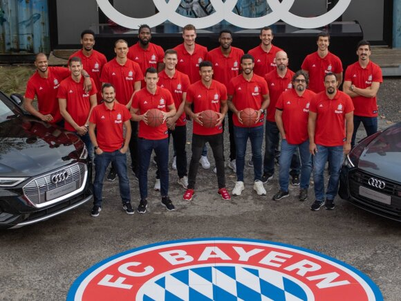 "Miuncheno ""Bayern"" komanda"