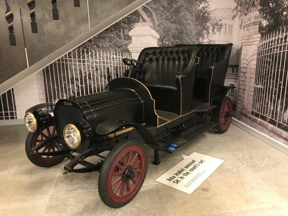 Экспонаты исторического музея в Таллинне