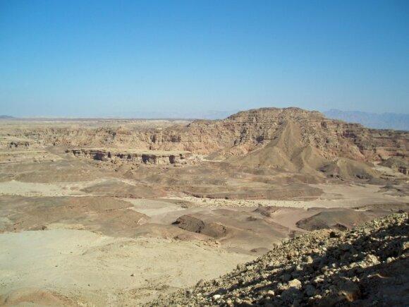 Egipte ne tik piramidės ir Nilas