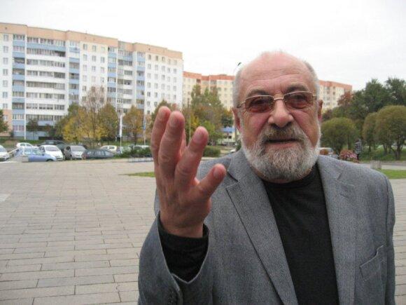 Baltarusijos filosofas Valentinas Akudovičius