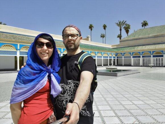 Marokas, Afrika