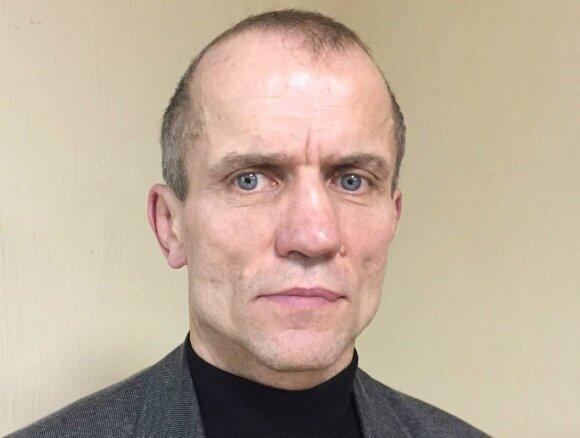 Giedrius Dambrauskas (Foto: imtynes.lt)