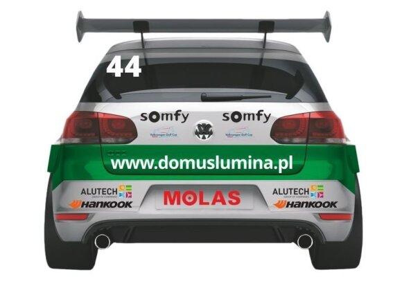 """""""Domus Lumina"""" komandos naujasis automobilis"""