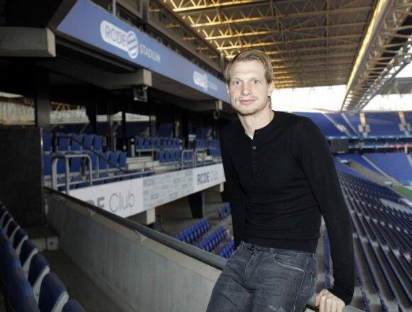 Giedrius Arlauskis (rcdespanyol.com nuotr.)