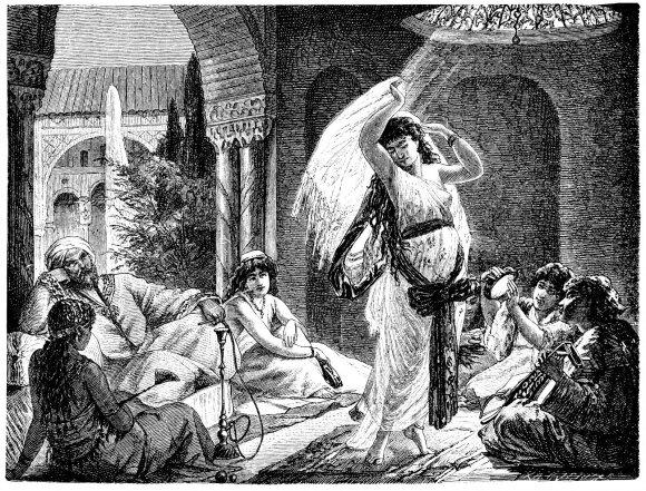 """Slaptas <span style=""""color: #c00000;"""">haremo gyvenimas:</span> kaip buvo atrenkamos būsimos sultono sugulovės"""