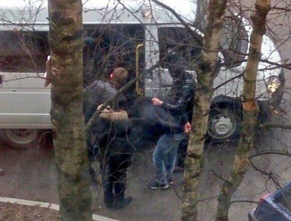 Po teroro išpuolio Sankt Peterburge nukenksmintas dar vienas sprogmuo