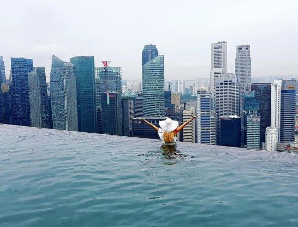 Ingos Stumbrienės kelionė į Singapūrą