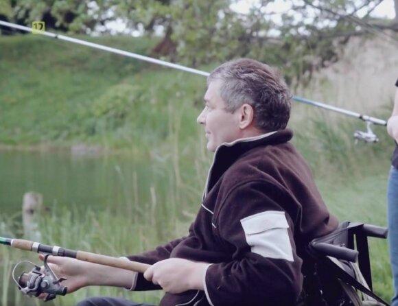 Žvejyba Trakuose