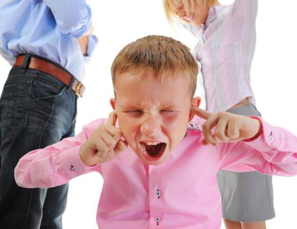 Skyrybos: kokiame amžiuje vaikams padaroma didžiausia žala