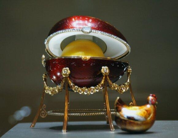 Faberge kiaušinis