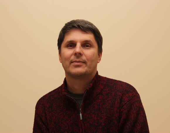 Dr. Kęstutis Ikamas