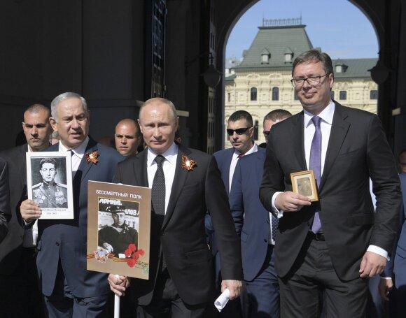 Po dar vieno smūgio žvilgsniai krypsta į Kremlių: kodėl neveikia išgirtoji ginkluotė?