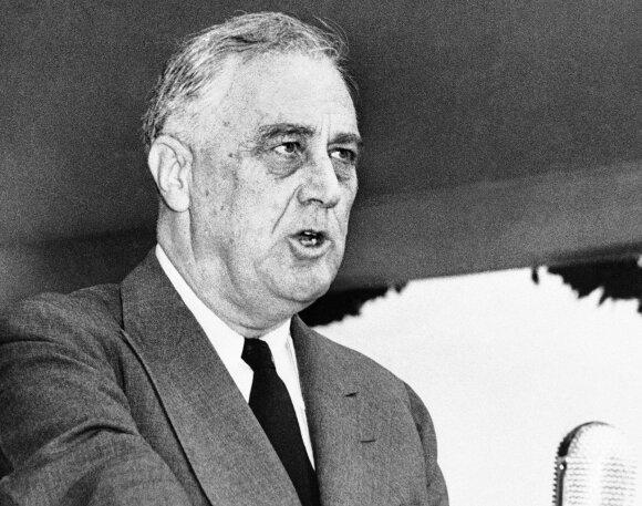 Franklinas Delano Rooseveltas