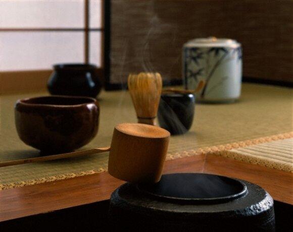 Japoniška arbatos gėrimo ceremonija