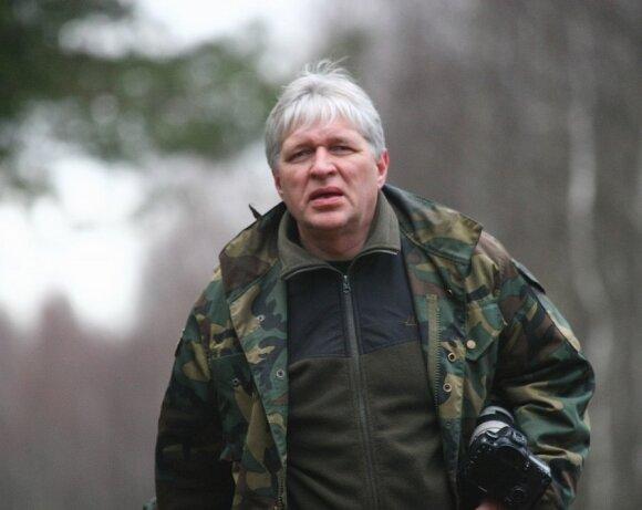 Gamtos fotografas Romualdas Barauskas