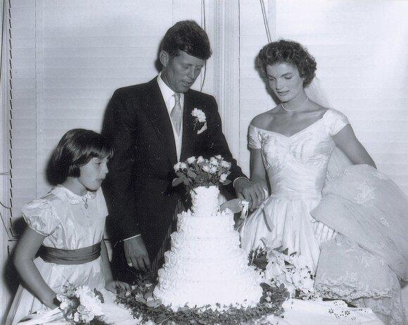 Jacqueline Kennedy, Johnas F. Kennedy