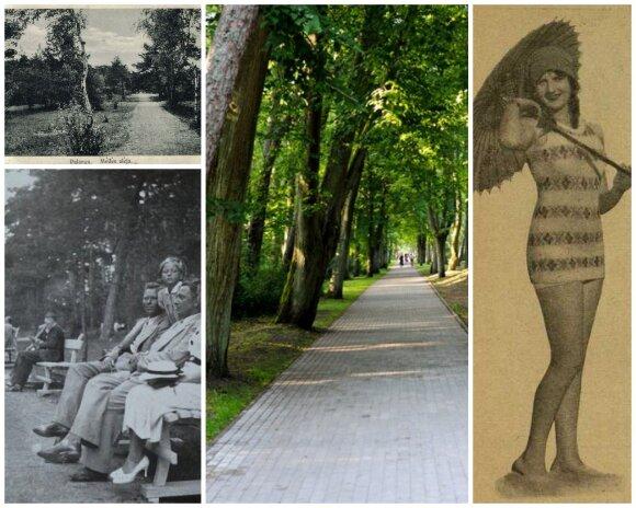 Pamatykite, kaip atrodė Palanga prieš daugiau nei 100 metų
