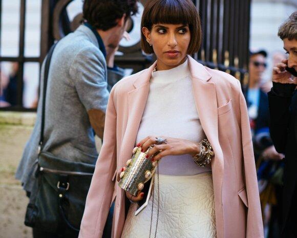 "Buvusi ""Vogue Arabia"" redaktorė Deena Aljuhani Abdulaziz"