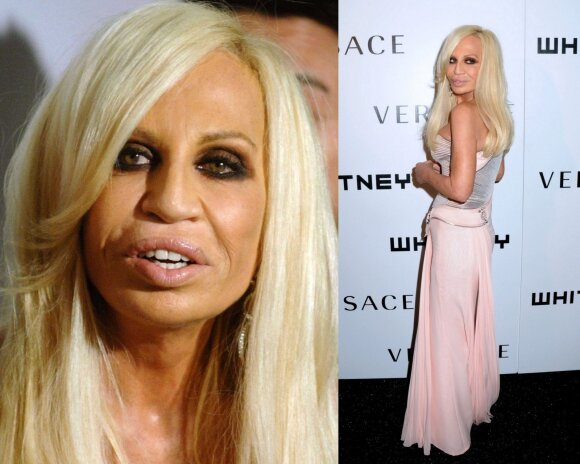Donatella Versace (2009 m.)