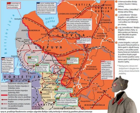 Bolševikų invazija