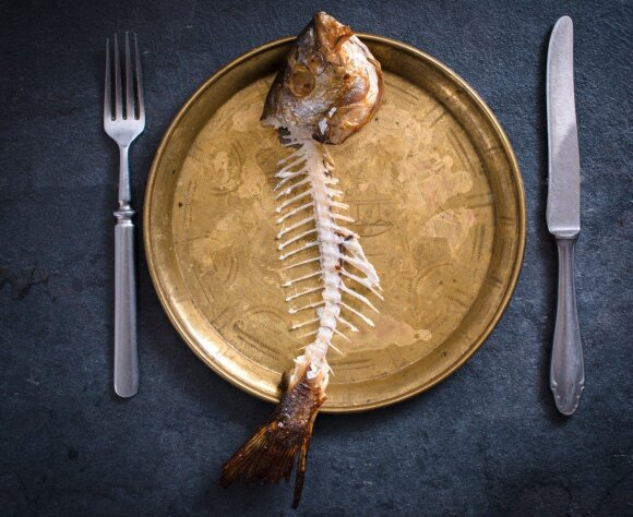 Ką daryti, kad žuvų ašakos nestrigtų gerklėje?