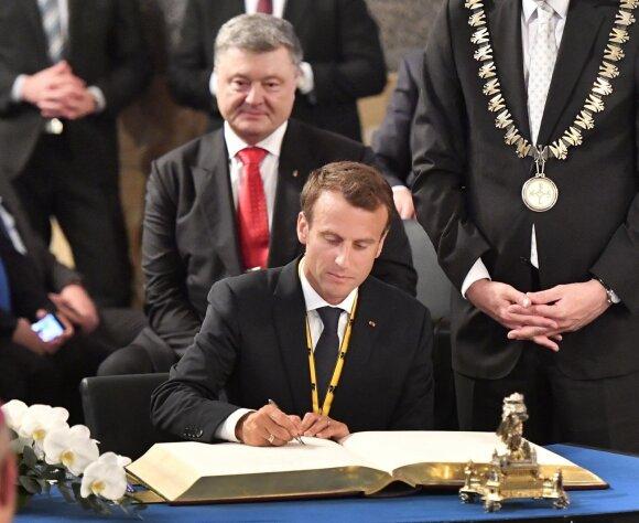 Trumpo įniršis sužlugdė Kanadoje vykusį G-7 viršūnių susitikimą