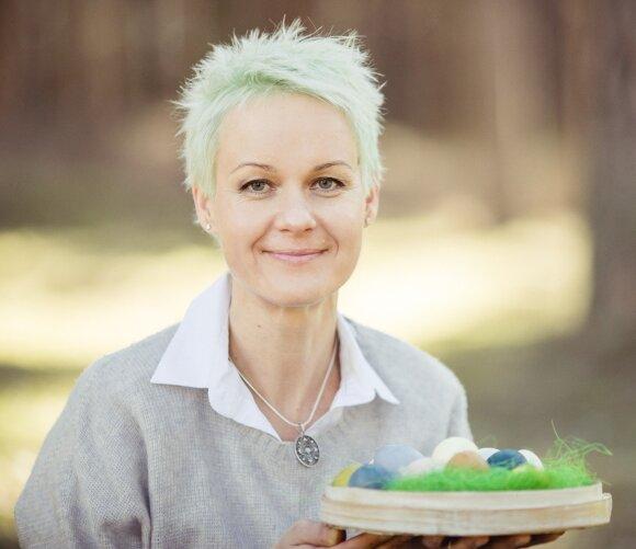 Kaip panaudoti kiaušinius, kad netektų išmesti: 3 Nidos Degutienės receptai