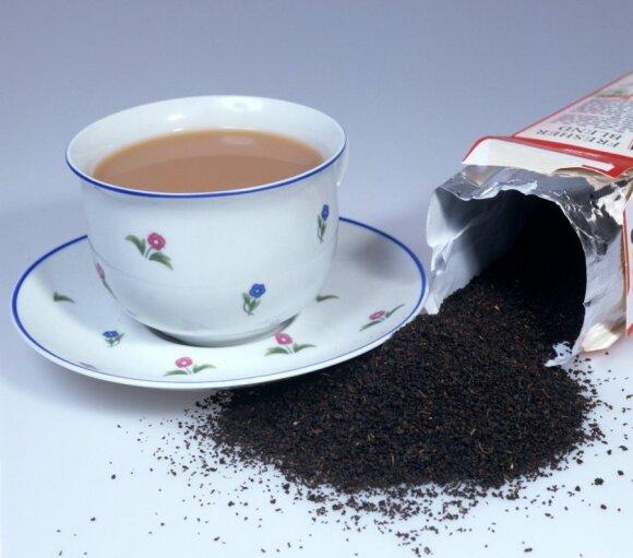 Ekspertė aptaria skirtingas arbatos rūšis: kuri sveikiausia ir skaniausia