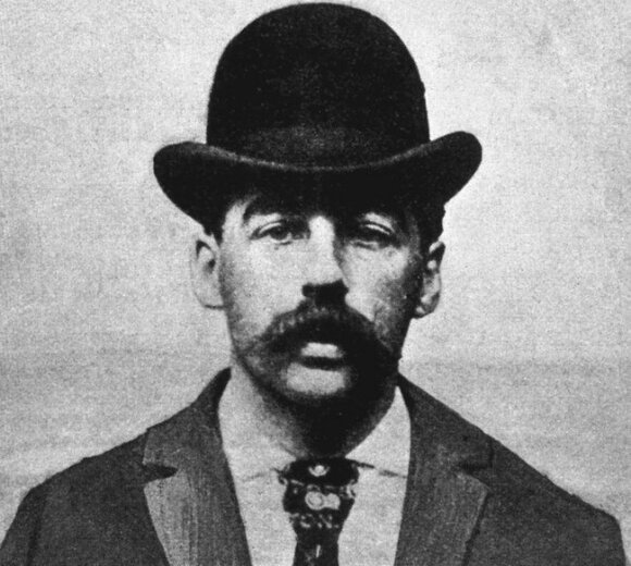 Holmesas po suėmimo