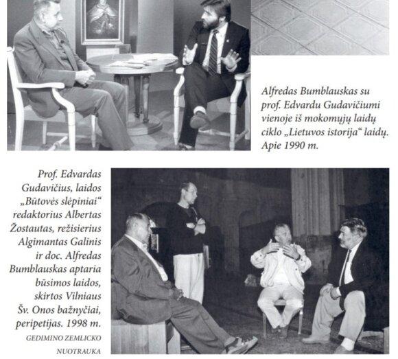Nematytas profesorius Gudavičius: ateities kartoms jis paliko neįmintų mįslių